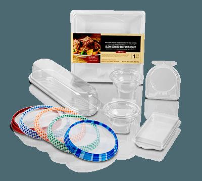 Custom Plastic Packages