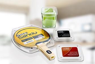 Custom Plastic Retail Packages