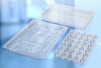 Plastic Medical Trays