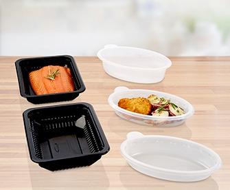 Microwavable Food Packages