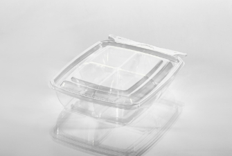 T21534 4 Comp Snack Pack Empty
