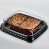 T21989 & T21989-1 Small Platter 7.25 X 6.31 Brownies 2
