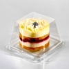 T23958 Small Showcase Sandwich Container