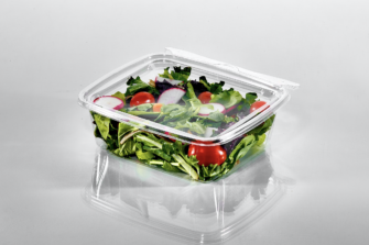 T21586 28 oz. Rectangle Salad