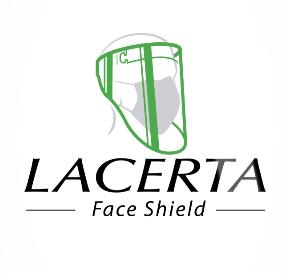 lacerta face shield image