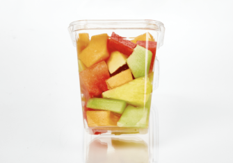 T25716 32 oz. Deep Square Fruit