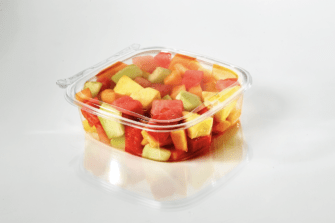 T21799 Large 62 oz. SQ Tub Fruit