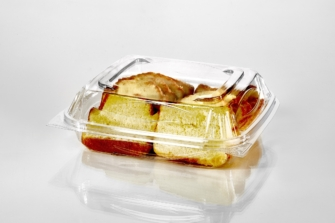 T27676 Bread Clamshell